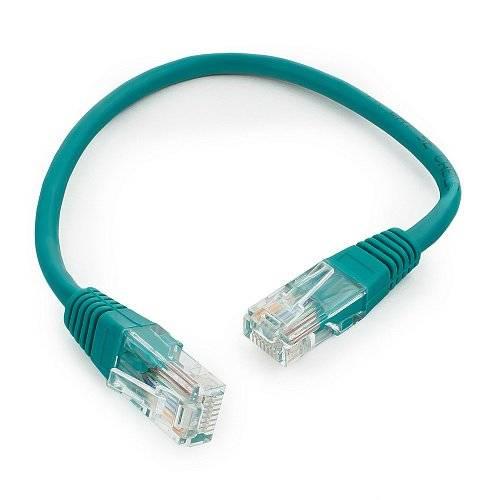 Патч-корд Cablexpert PP12-0.25M/G