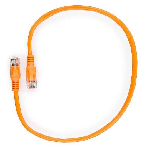 Патч-корд Cablexpert PP12-0.5M/O