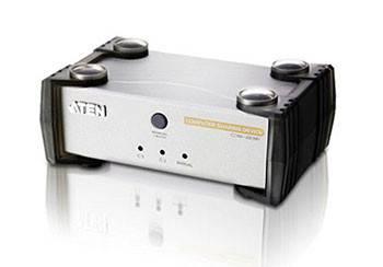 ATEN CS231C-AT-G Устройство совместного пользования компьютером