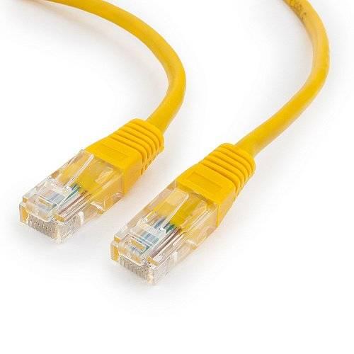 Патч-корд Cablexpert PP12-10M/Y