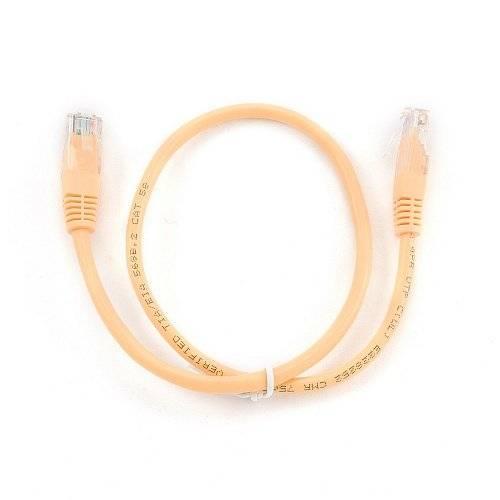 Патч-корд Cablexpert PP22-0.5M/O