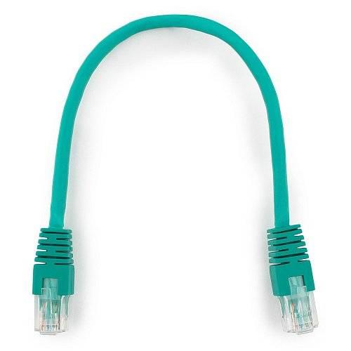 Патч-корд Cablexpert PP6U-0.25M/G