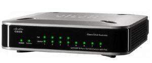 Маршрутизатор Cisco SD208P-G2 8-Port 10