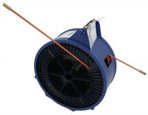 Протяжка для кабеля мини узк OlmOn СП-П-3.5/25 в пластмассовой коробке