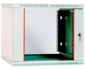 Шкаф телекоммуникационный 19 настенный ЦМО ШРН-Э-9.500