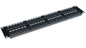 Патч-панель PPUTP-19-48-8P8C-C5e