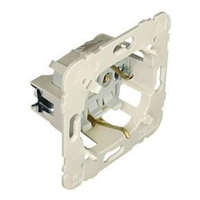 Efapel 21130 Механизм розетки 2к+З с безвинтовыми зажимами