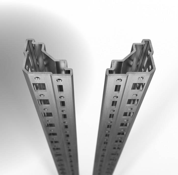 Корпус промышленного электротехнического шкафа Elbox EMS-1600.800.600-1-IP65