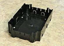 Коробка для лючков на 6 и 8 модулей Экопласт BOX/6 70160