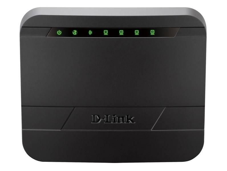 Роутер D-Link DL-DIR-300/NRU/B7B