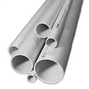 Труба гладкая жесткая ПВХ легкая 16 мм