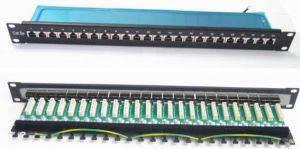 Патч-панель PPSFTP-19-24-8P8C-C5e