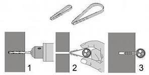 Дюбель-хомуты ДХ 19-25 мм, белые Fortisflex 57551