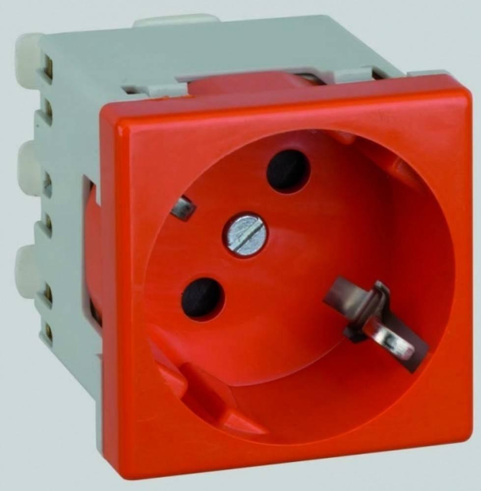 Розетка электрическая Efapel 45132 SVM