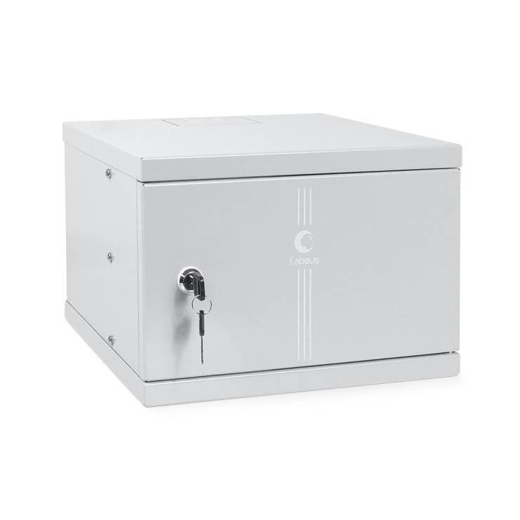 Шкафы телекоммуникационные 10 дюймов Cabeus настенные