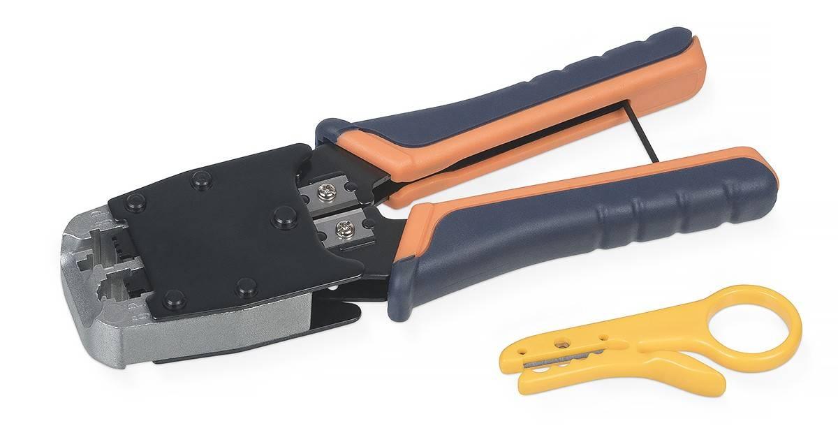Обжимной инструмент Cabeus HT-500