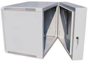 Шкаф настенный 19 дюймовый телекоммуникационный ЦМО ШРН-9.500-3С