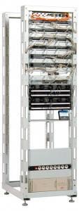Стойка 19 телекоммуникационная серверная ЦМО СТК-42.2-2