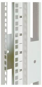Стойка 19 телекоммуникационная серверная ЦМО СТК-24.2-2