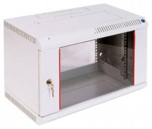 Шкаф настенный 19 дюймовый телекоммуникационный ЦМО ШРН-9.650-1