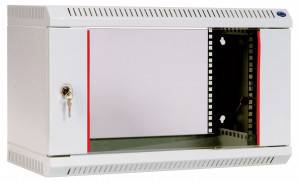 Шкаф настенный 19 дюймовый телекоммуникационный ЦМО ШРН-9.650-5