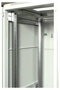 Шкаф 19 напольный серверный ЦМО ШТК-М-22.6.8-4ААА-2