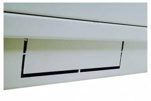 Шкаф 19 напольный серверный ЦМО ШТК-М-22.6.10-4ААА-3