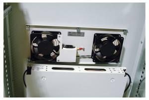 Шкаф 19 напольный серверный ЦМО ШТК-М-22.6.10-4ААА-5
