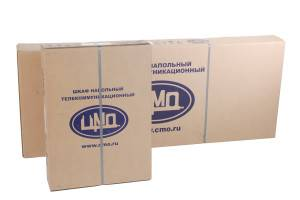 Шкаф 19 напольный серверный ЦМО ШТК-М-27.6.8-44АА-3