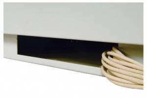 Шкаф 19 напольный серверный ЦМО ШТК-М-42.8.10-3ААА-2
