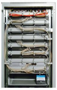 Шкаф 19 напольный серверный ЦМО ШТК-М-18.6.8-4ААА-6