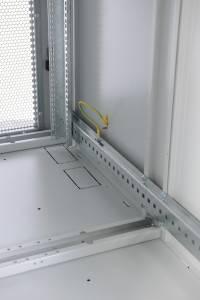 Шкаф 19 напольный серверный ЦМО ШТК-С-42.6.12-44АА-2