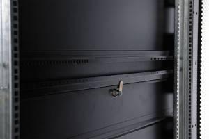 Шкаф 19 напольный серверный ЦМО ШТК-СП-42.6.12-44АА-9005-3