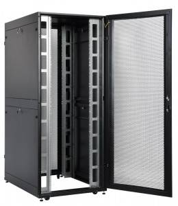 Шкаф 19 напольный серверный ЦМО ШТК-СП-48.8.10-44АА-9005-3
