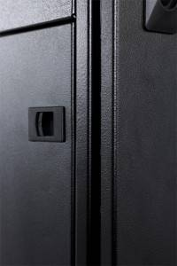Шкаф 19 напольный серверный ЦМО ШТК-СП-48.8.12-44АА-9005-6