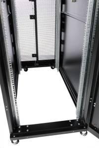 Шкаф 19 напольный серверный ЦМО ШТК-СП-48.6.10-48АА-9005-3