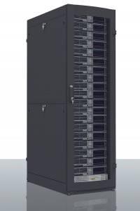 Шкаф 19 напольный серверный ЦМО ШТК-СП-48.6.10-48АА-9005-4