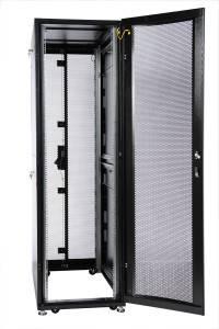 Шкаф 19 напольный серверный ЦМО ШТК-СП-48.6.10-48АА-9005-5