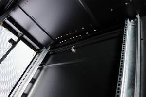 Шкаф 19 напольный серверный ЦМО ШТК-СП-48.6.10-48АА-9005-6