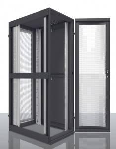 Шкаф 19 напольный серверный ЦМО ШТК-СП-48.6.12-48АА-9005-2