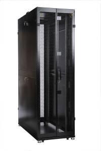 Шкаф 19 напольный серверный ЦМО ШТК-СП-48.6.12-48АА-9005-4