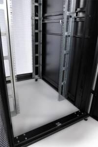 Шкаф 19 напольный серверный ЦМО ШТК-СП-48.8.10-48АА-9005-4