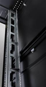 Шкаф 19 напольный серверный ЦМО ШТК-СП-42.8.12-48АА-9005-3