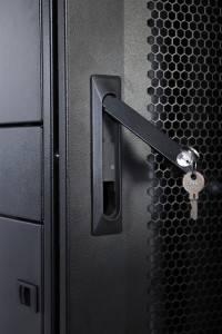 Шкаф 19 напольный серверный ЦМО ШТК-СП-42.8.12-48АА-9005-4