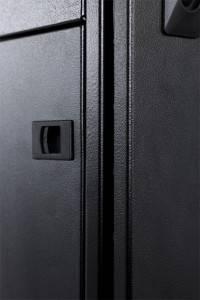 Шкаф 19 напольный серверный ЦМО ШТК-СП-42.8.12-48АА-9005-5