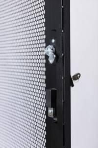 Шкаф 19 напольный серверный ЦМО ШТК-СП-42.8.12-48АА-9005-6