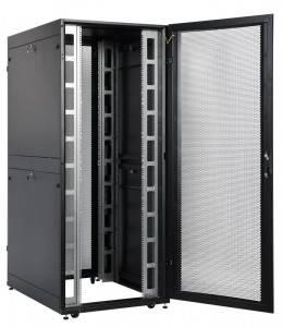 Шкаф 19 напольный серверный ЦМО ШТК-СП-48.8.12-48АА-9005-2
