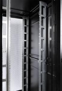 Шкаф 19 напольный серверный ЦМО ШТК-СП-48.8.12-48АА-9005-4