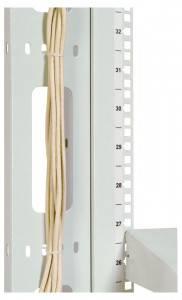 Вертикальный кабельный органайзер ЦМО ВКО-СТК-49-3