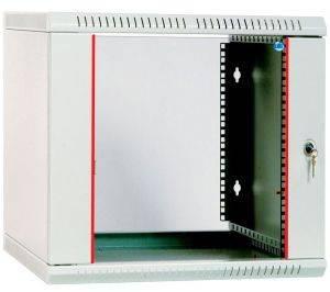 ЦМО ШРН-М-12.650 Шкаф телекоммуникационный настенный разборный 12U (600х650), съемные стенки, дверь стекло-1